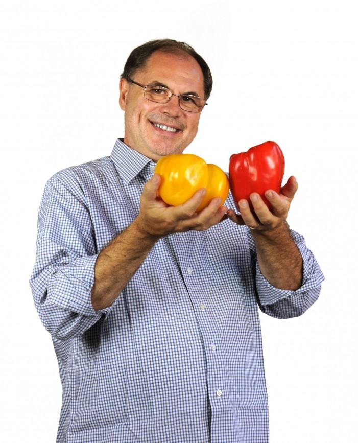 Il peperone diventa anche digital (photogallery)