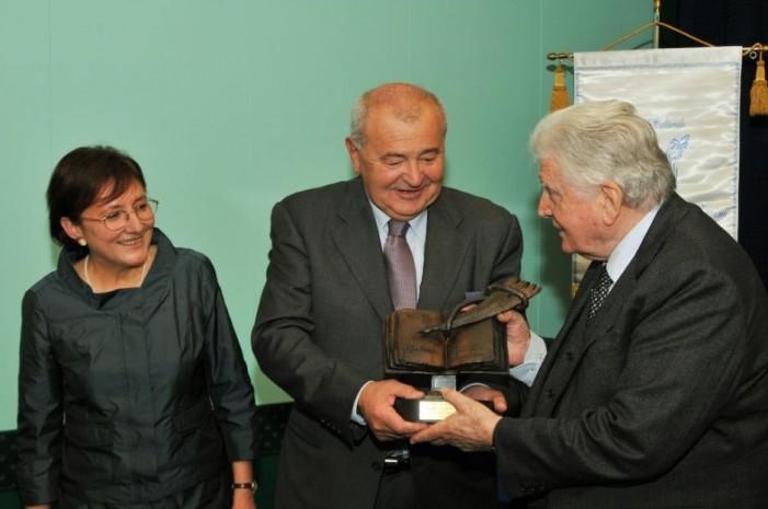 Sergio Zavoli, quel giorno con il maestro di giornalismo e di vita