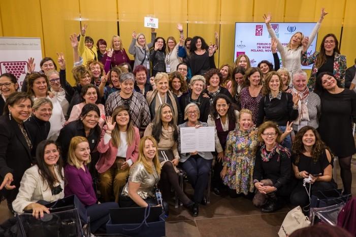 Donne del Vino di tutto il mondo: è tempo di pensare alla ripartenza