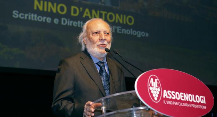 Assoenologi, la scomparsa di Nino D'Antonio