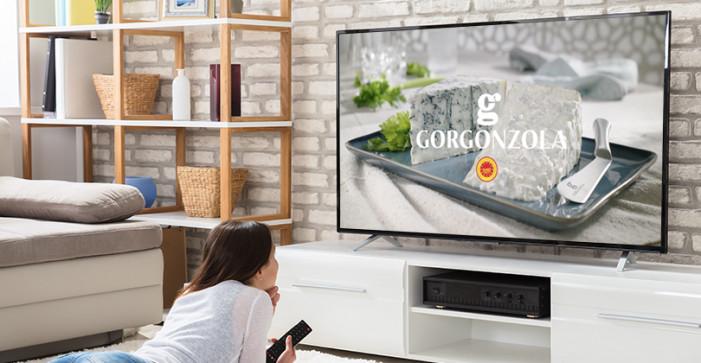 Gorgonzola tre le prime Dop tutelate in Cina. E parte nuova campagna in tv