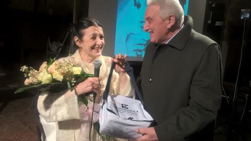 Carla Fracci, il mondo contadino e il gorgonzola