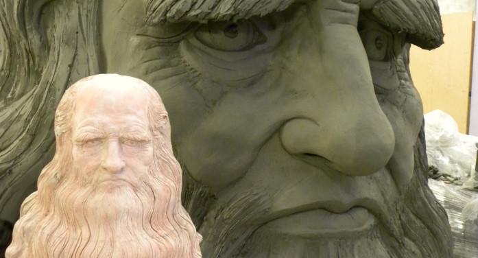 Miracolo in risaia con Leonardo da Vinci