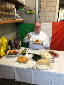 Raspelli mangio italiano