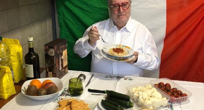 Raspelli, i ragazzi del Bonfantini e il mercato agricolo di Oleggio